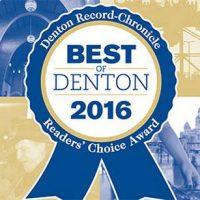 Best of Denton 2016